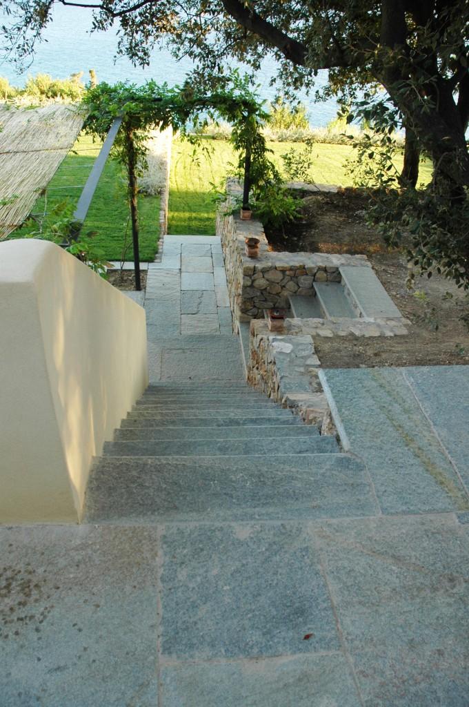 Pavimento in pietra di Luserna