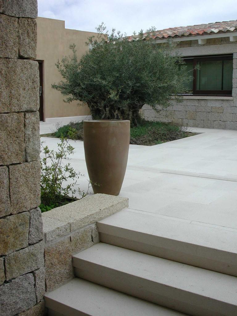 Pavimento in pietra Malaga