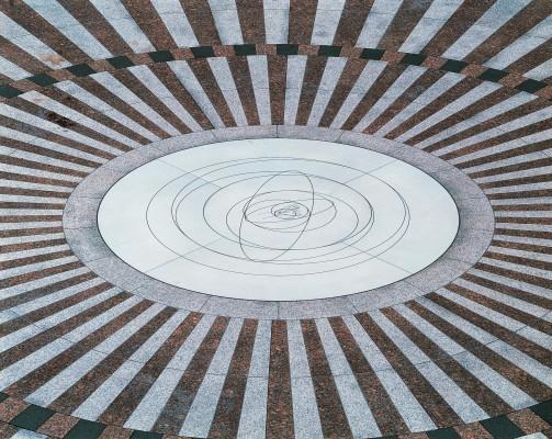 Giulio Paolini Meridiana, Tokio 1994