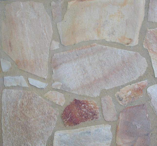 Opus incerto pietra di Barge