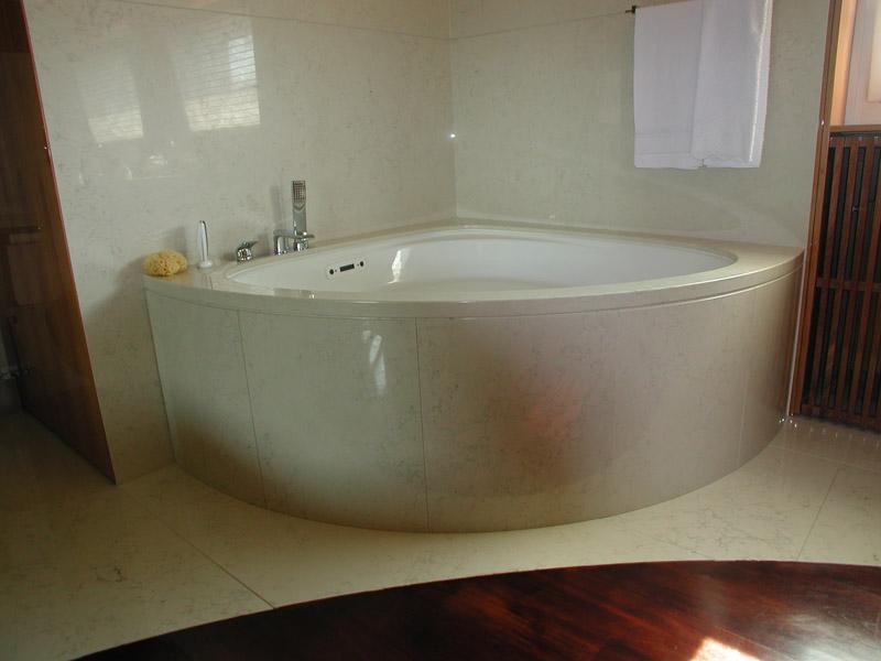 Bagno in biancone di Asiago