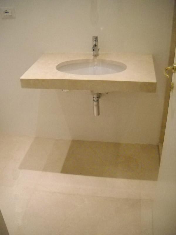 Bagno in pietra Malaga