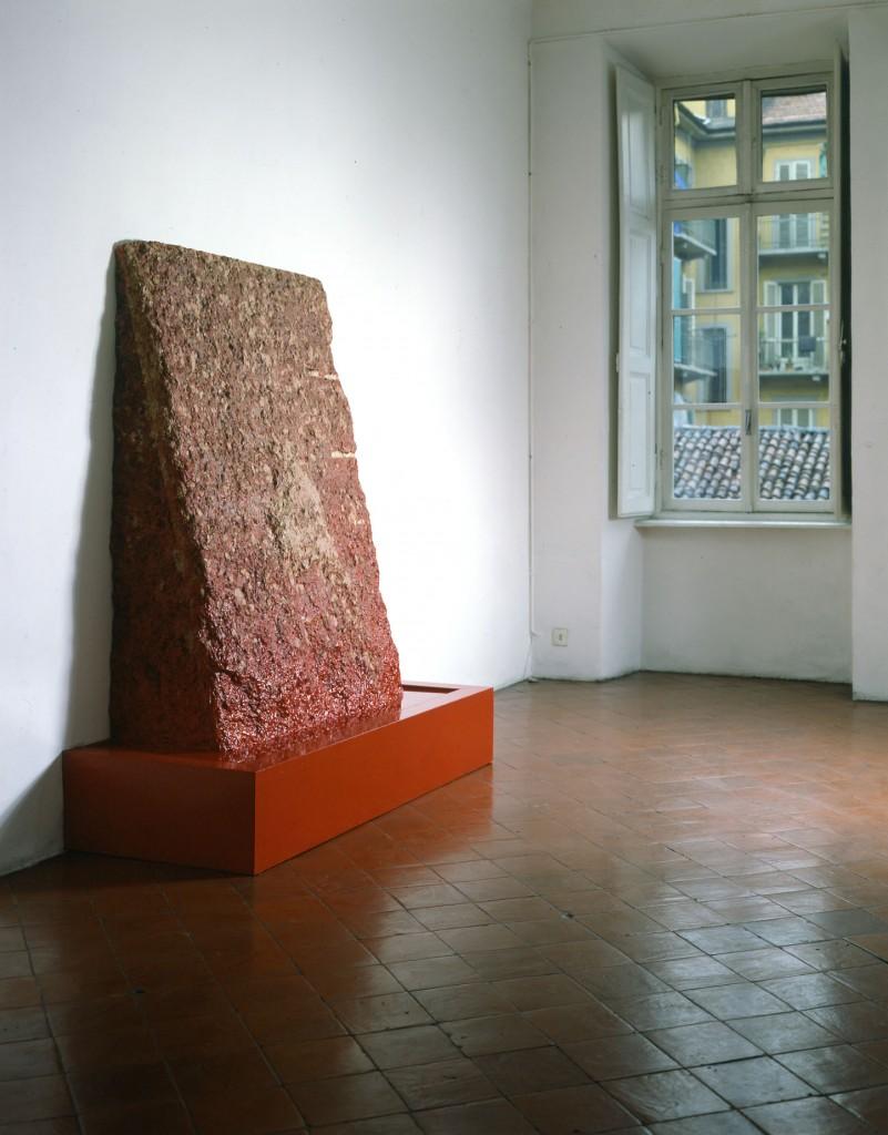Per Barcley Senza titolo, Galleria Giorgio Persano 1990