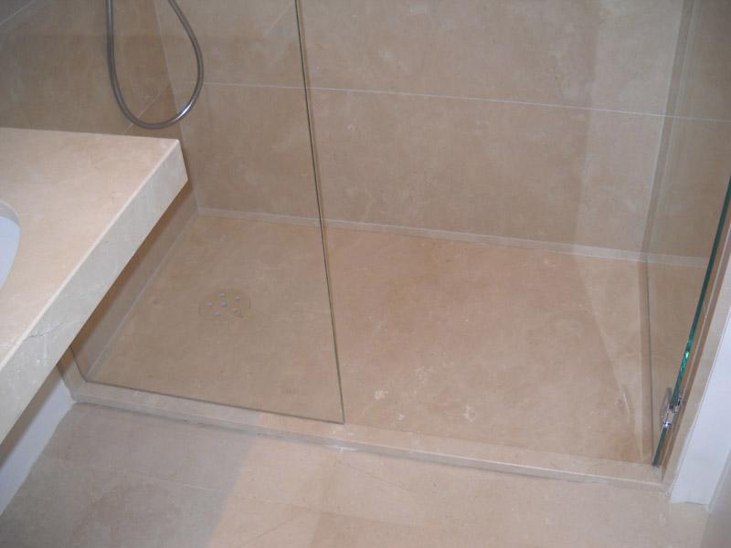 Piatto doccia in pietra Malaga